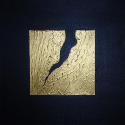 Akrylmaling, 70 x 70 cm
